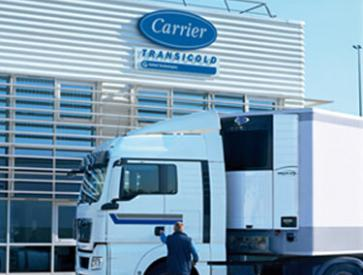 Equipos de frío Transporte, Carrier Transicold