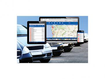 Localizador flotas GPS