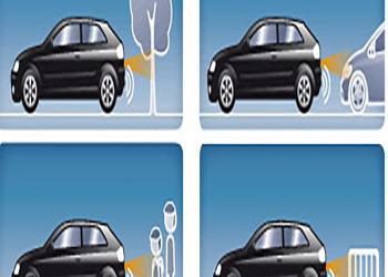 Ayuda aparcamiento y Conducción