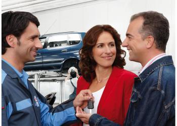 Recepcionista Bosch Car Service