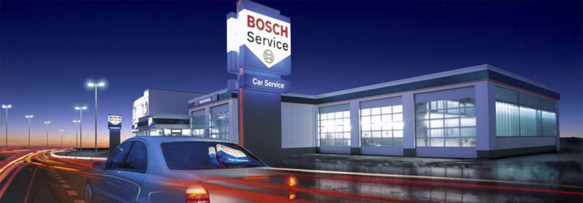 Boch Car Service